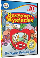 Busytown Mysteries: Biggest Mysteries Ever [DVD] [Import]