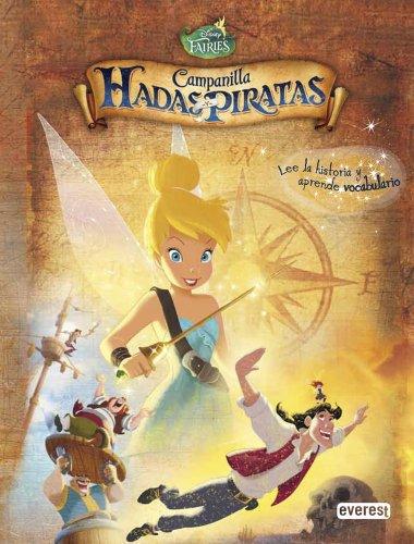 Campanilla. Hadas Y Piratas (Clásicos Disney)