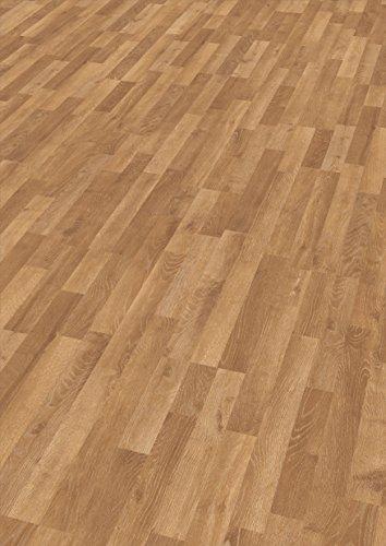 EGGER Home Laminat braun Holzoptik - Garrison Eiche natur EHL022 (7mm, 2,481 m²) Klick Laminatboden | Bodenbelag