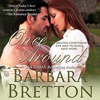 Once Around                   By:                                                                                                                                 Barbara Bretton                               Narrated by:                                                                                                                                 Wendy Tremont King                      Length: 9 hrs and 39 mins     1 rating     Overall 5.0