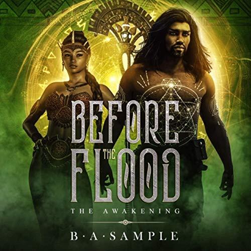 Before the Flood: The Awakening audiobook cover art
