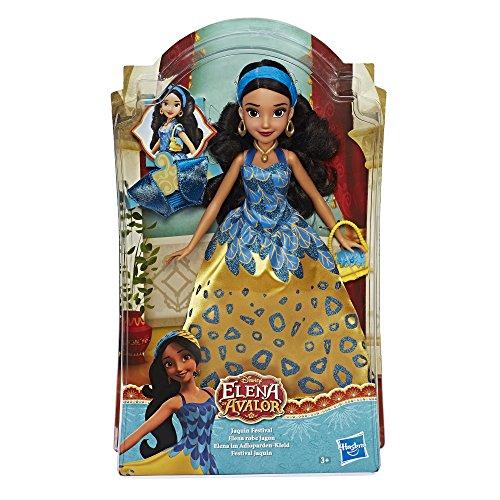 Hasbro Disney Elena de Avalor E0109EU4 - Mueca Elena en Vestido Adloparden