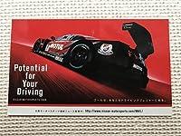 SUPER GT 2009 日産 MOTUL AUTECH GT-R nismo ステッカー スーパーGT 本山哲 ブノワ・トレルイエ