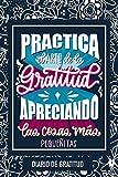 Practica el arte de la gratitud apreciando las cosas más pequeñitas: Diario de gratitud