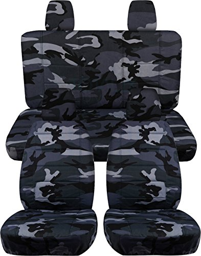 Totally Covers Compatible with 2011-2018 Jeep...