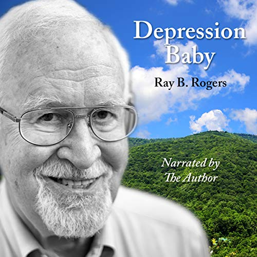 Depression Baby audiobook cover art
