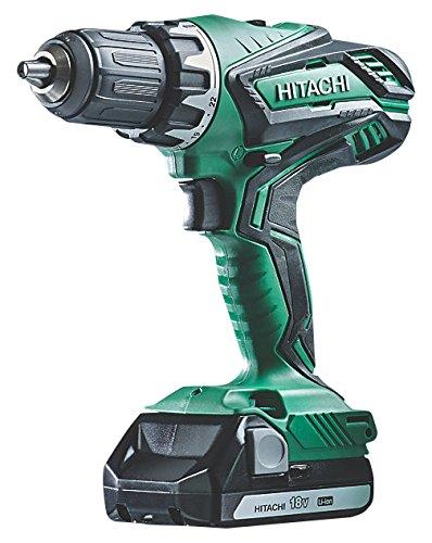 Hitachi KC18DGL/JB Combi Drill & Drill Driver, 18 V