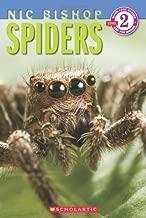 Spiders (Scholastic Reader, Level 2: Nic Bishop #2)