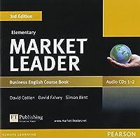 Market Leader Elementary (3E) Class CDs (2)