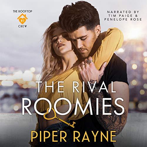 Couverture de The Rival Roomies