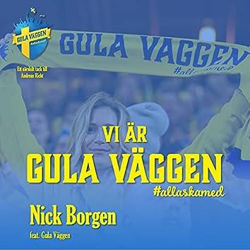Vi är Gula Väggen (feat. Gula Väggen) [Radio Edit] (Radio Edit)