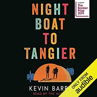 Night Boat to Tangier cover art