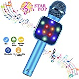 Best Karaoke Microphones - BlueFire Wireless Bluetooth Karaoke Microphone 5 in 1 Review