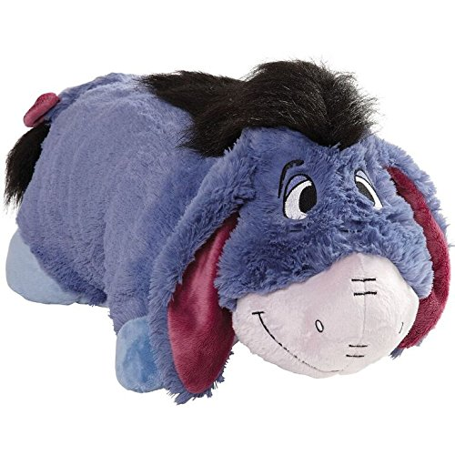 Pillow Pets Stuffed Animal Plush Disney, 16', Eeyore