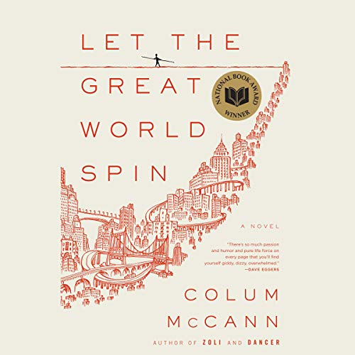 Couverture de Let the Great World Spin