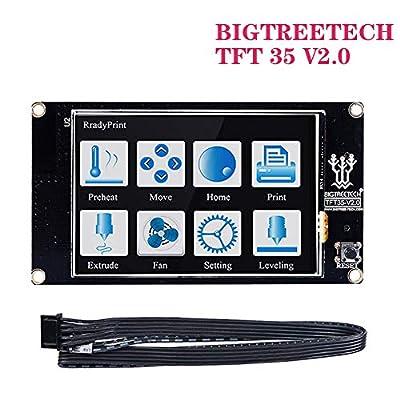 BIGTREETECH DIRECT TFT35 V2.0 Smart Controller WiFi Display TFT3.5 Inch Touch Screen 3D Printer Parts for SKR V1.3 PRO MKS Gen L