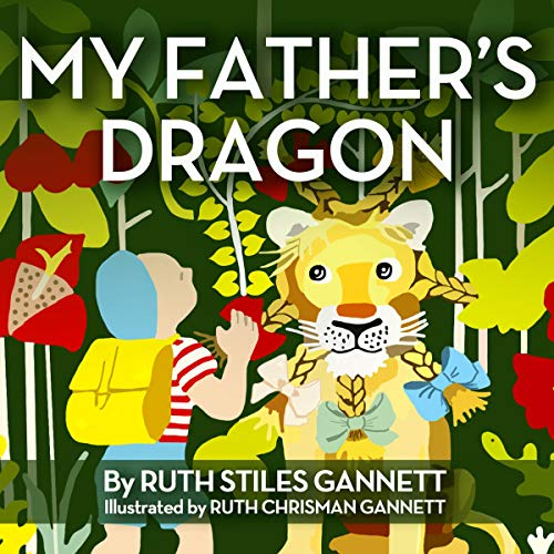 『My Father's Dragon』のカバーアート
