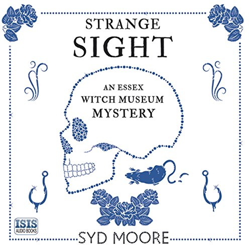 Strange Sight audiobook cover art