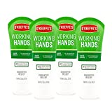 O'Keeffe's Working Hands Hand Cream, 3 ounce Tube, (Pack of 4)