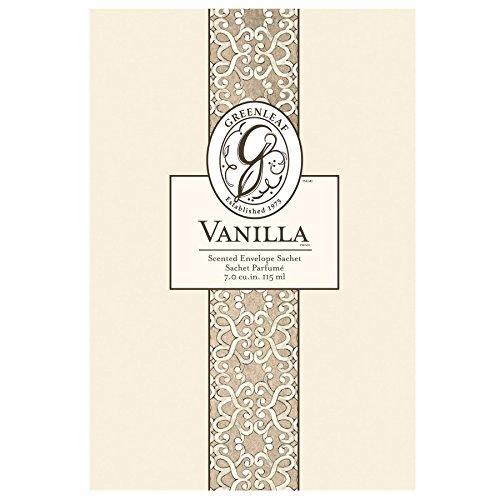 Unbekannt Greenleaf gl900517groß Sachet Vanille