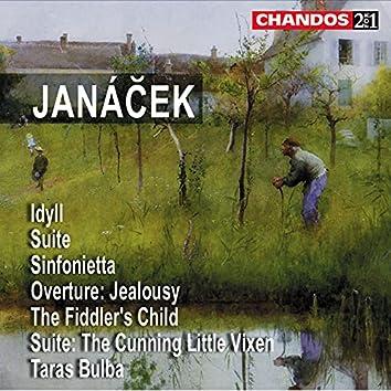 Janáček: Orchestral Works