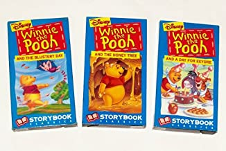 Winnie the Pooh Storybook Classics: The Blustery Day, the Honey Tree, a Day for Eeyore