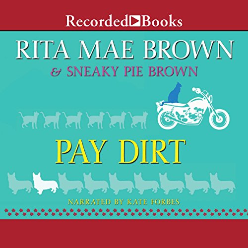 Pay Dirt audiobook cover art