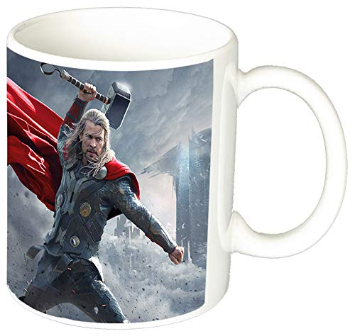 MasTazas Thor EL Mundo Oscuro The Dark World Chris Hemsworth C Tasse Mug