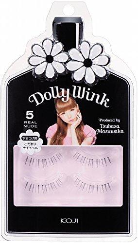 Dolly Wink Koji Eyelash by Tsubasa Masuwaka, Realcute (05) by Dolly Wink