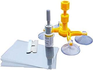 Fornateu Parabrisas Fix Tool Kit Set de Cristal Parabrisas reparación de reparación de Parabrisas de Cristal