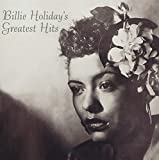"album cover: ""Billie Holiday's Greatest Hits"""