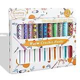 Best Ergonomic Crochet Hooks - Coopay Warm Crochet Hooks Plus for Crochet Gifts Review