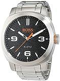 Hugo Boss Orange Cape Town Men's Quartz Analogue Classic Silver Stainless Steel Bracelet 1513454