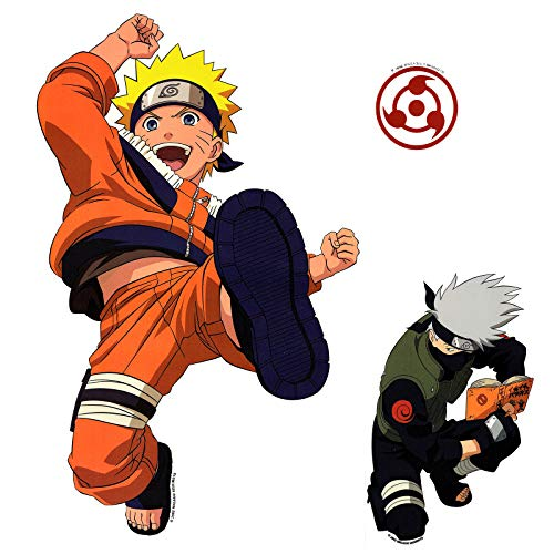 Naruto Anime Wall Stickers and Decals - Boys Room Decor by store51
