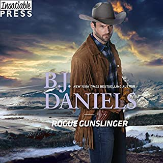 Rogue Gunslinger     Whitehorse, Montana: The Clementine Sisters, Book 2              Written by:                                                                                                                                 B.J. Daniels                               Narrated by:                                                                                                                                 Parker Lang                      Length: 4 hrs and 40 mins     Not rated yet     Overall 0.0