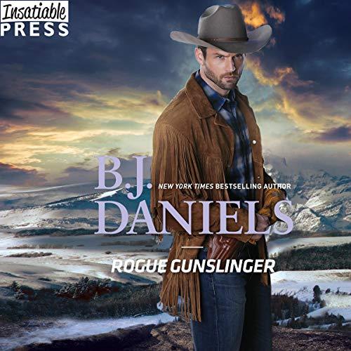 Rogue Gunslinger     Whitehorse, Montana: The Clementine Sisters, Book 2              By:                                                                                                                                 B.J. Daniels                               Narrated by:                                                                                                                                 Parker Lang                      Length: 4 hrs and 40 mins     10 ratings     Overall 4.8