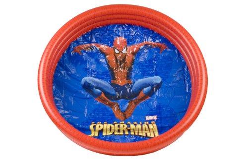 Piscine Gonflable Spiderman 120 x 30 cm - Jeux Plein Air
