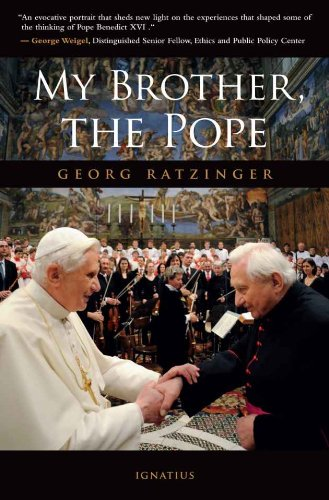 My Brother, The Pope (English Edition)