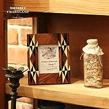 Goody Grams/PHOTO FRAME CHIMAYO E 木製 フォトフレーム 写真立て アンティーク 木製 おしゃれ 壁掛け 葉書 ハガキ 卓上