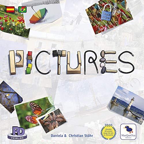 Pictures Español y Portugués MasQueOca Ediciones