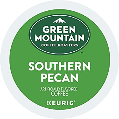 Green Mountain Coffee Roasters Southern Pecan Keurig Single-Serve K-Cup Pods, Light Roast Coffee, 24 Count