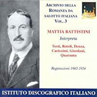 Archives Of The Italian Chambe by Various Composers (2000-10-31)