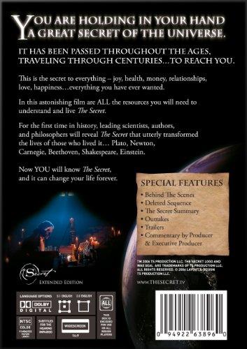 The Secret [DVD] [2006] [NTSC]