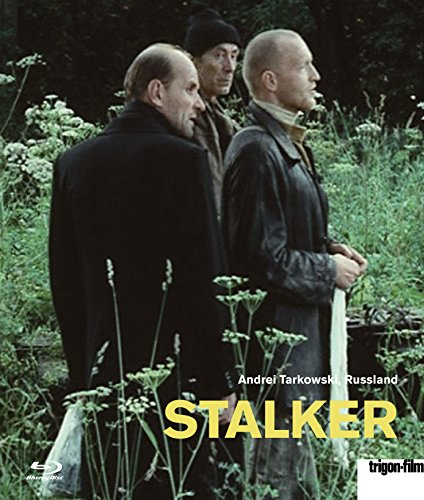 Stalker (BluRay) trigon-edition Orig mit dt. UT