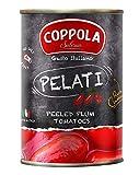 Coppola Pelati - Senza Sale Aggiunto 400g (Confezione da 12)