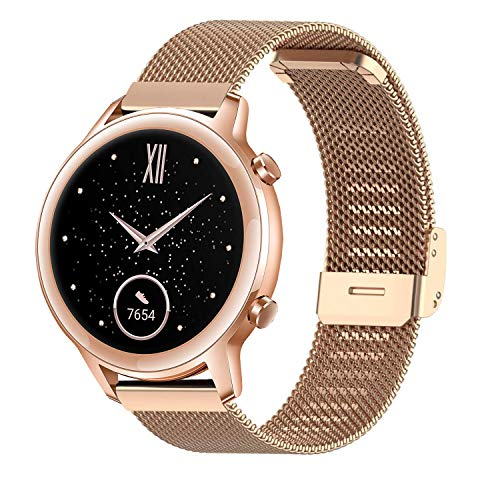 Correa Compatible con Huawei Watch GT/GT2 42mm/Honor Magic Watch 2 42mm/Samsung Galaxy...