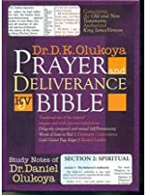 Prayer and Deliverance Bible - Compact Edition