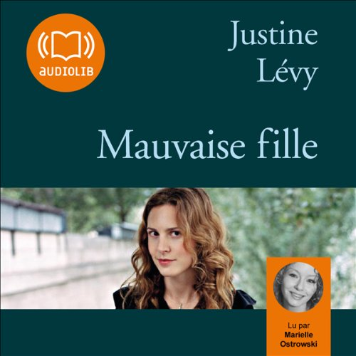 Mauvaise fille  audiobook cover art