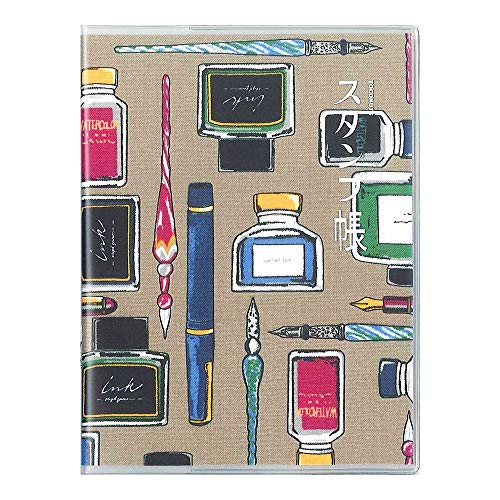 トコナッツ スタンプ帳 インクやペンの文房具 STM-03-1H