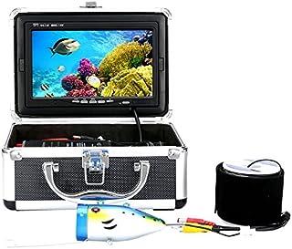 GRXXX Finder de Peces bajo el Agua Cámara bajo el Agua 7 Pulgadas TFT Color Pantalla CCD y Vista HD 1000 Kit de cámara TVL...